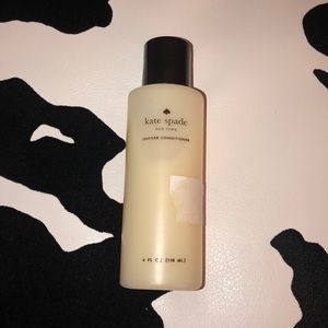 Kate spade leather conditioner